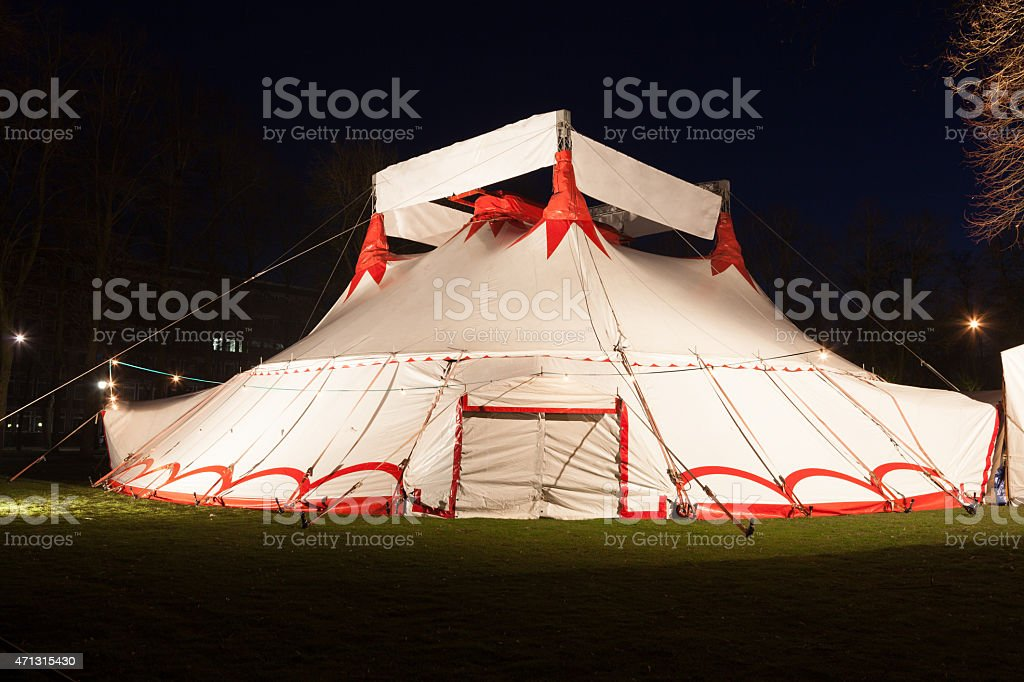 Big Top stock photo