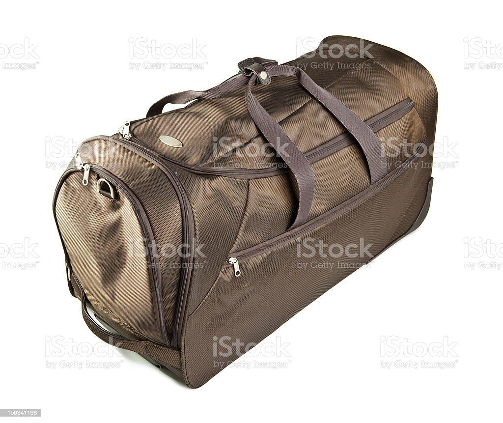 big traveling bag royalty-free stock photo