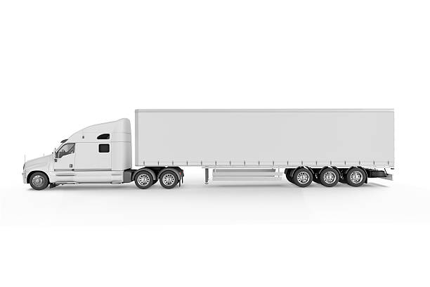Black Semi Truck Trailer : Royalty free semi truck pictures images and stock photos