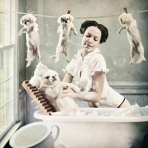 grand lavage - Photo