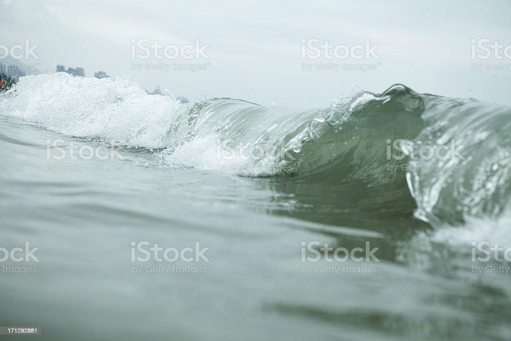 Big Wave - XXXLarge royalty-free stock photo