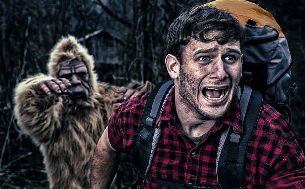 Bigfoot chasing a camper thru the woods picture id483617481?b=1&k=6&m=483617481&s=612x612&w=0&h=0xeze9mziysrtzzt8ff4stouttspkgnqx lumo0 umw=