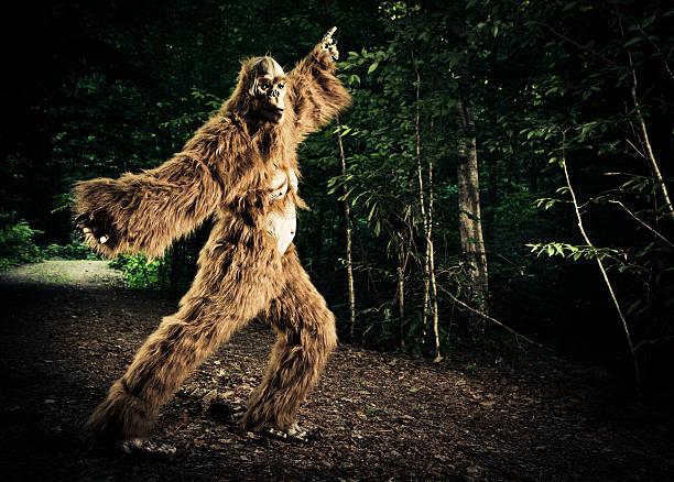 Bigfoot making a disco dancing step on the road picture id108348437?b=1&k=6&m=108348437&s=612x612&w=0&h=lt9vkvf1swrhftbpdeoiqnvw0eugiud0 kqebq n8ye=