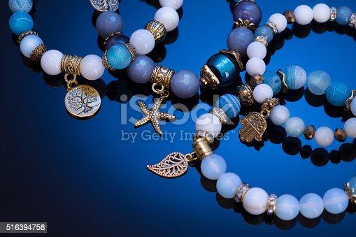 Bijouterie (Bracelets, handmade)