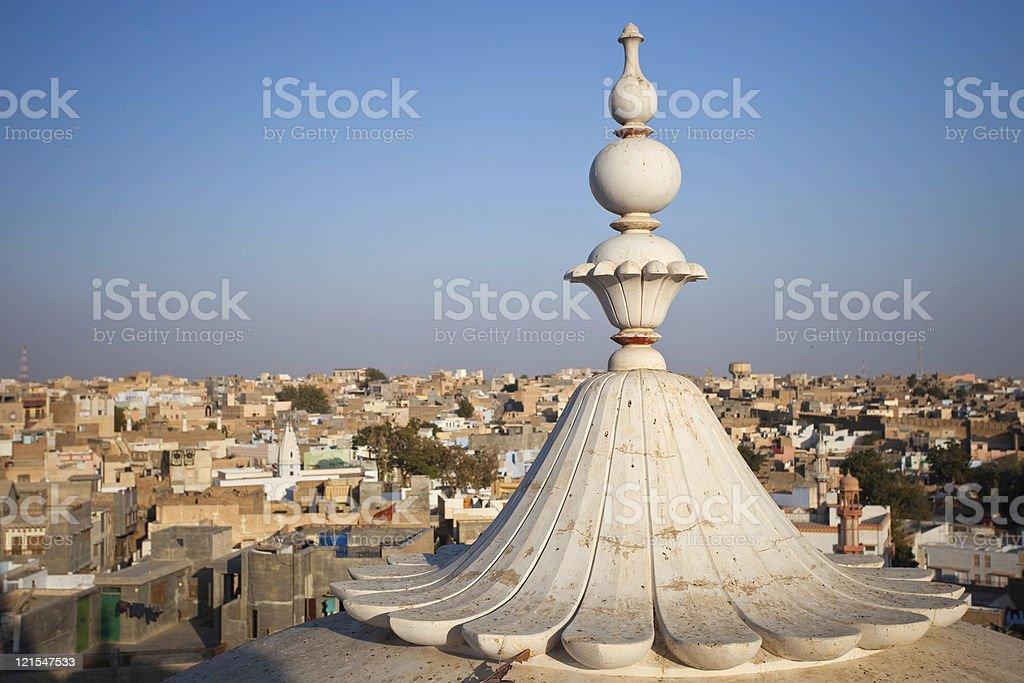 Bikaner, India stock photo