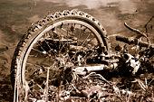 istock Bike Accident 96313646