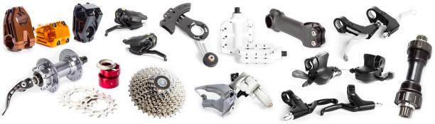 Bike Teile collage – Foto