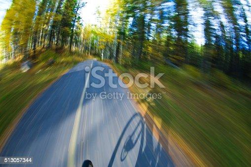 861018326istockphoto Bike Path Rider Shadow 513057344