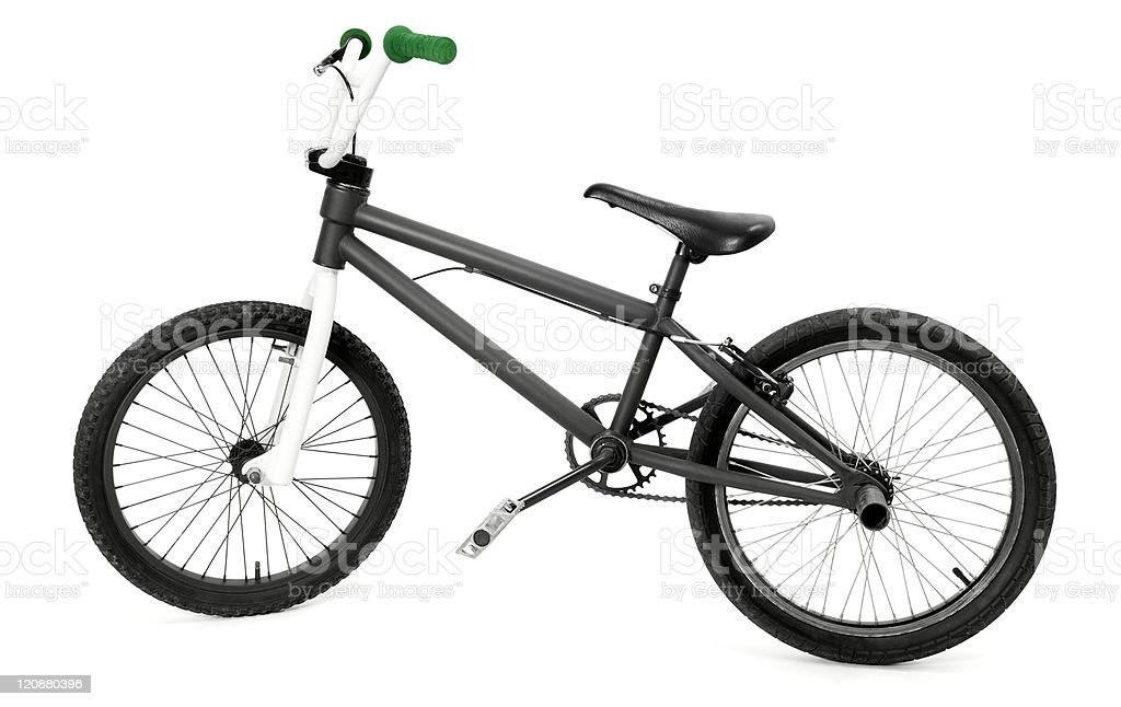 BMX Bike royalty-free stock photo