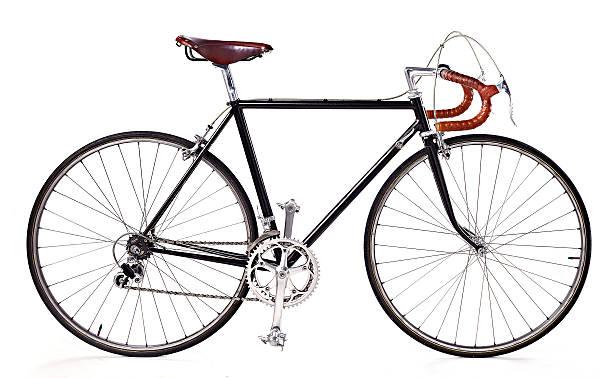 en bicicleta - bastidor de la bicicleta fotografías e imágenes de stock