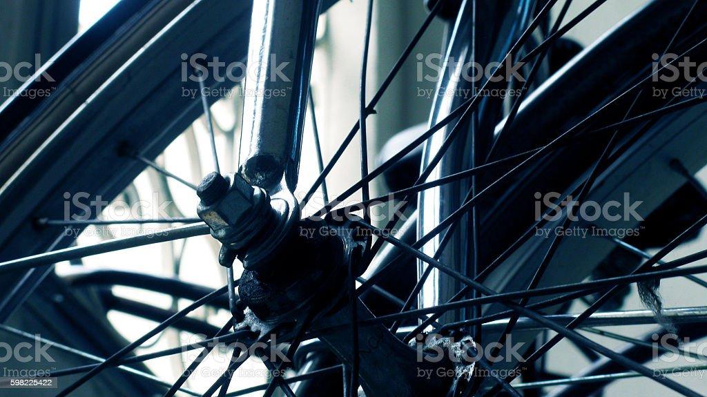 Bici foto royalty-free