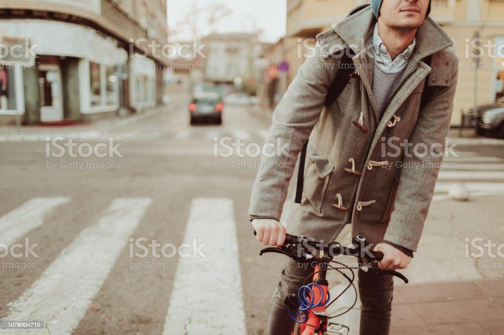 Radtour in meiner Stadt – Foto