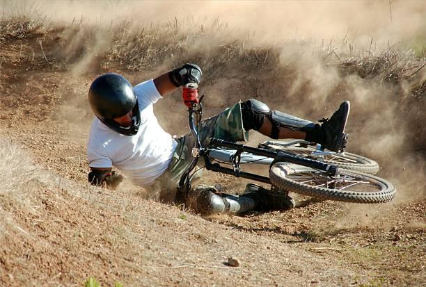 Bicicleta Rider - foto de stock
