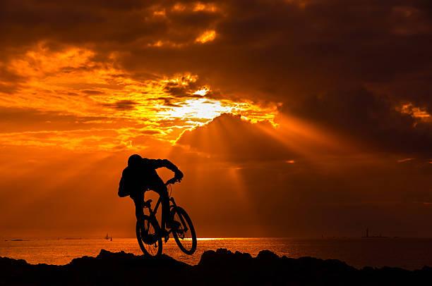 Bike Fahrer – Foto