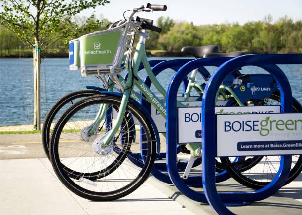 Fahrrad Anteil Boise – Foto