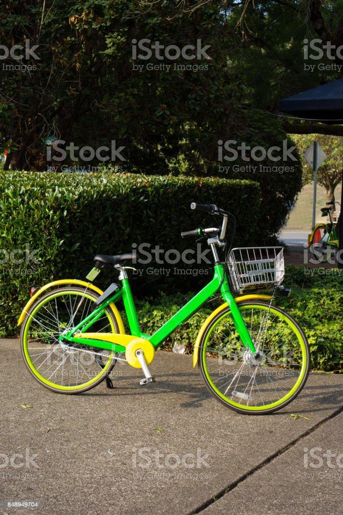Bike Share - Photo