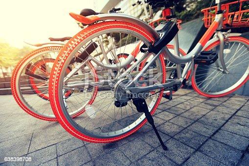 istock bike sharing in china 638398708