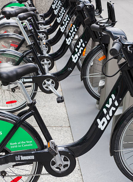 BIXI Bike Station Toronto