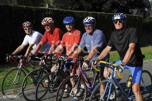 istock Bike Touring 157502801