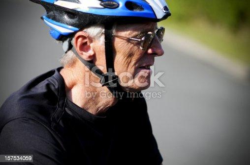 istock Bike Touring 157534059