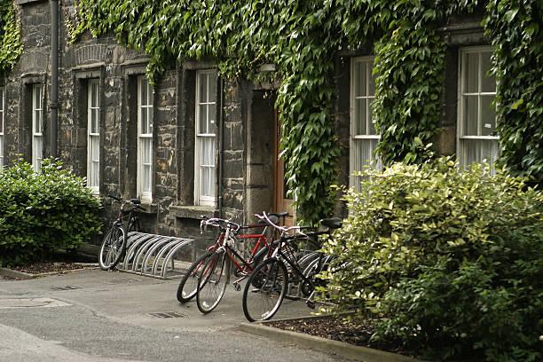 Räder auf das Trinity College – Foto