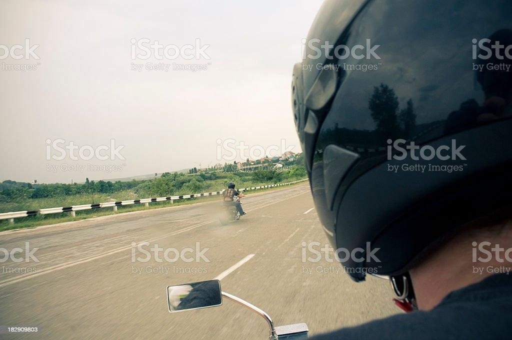 Bikes royalty-free stock photo