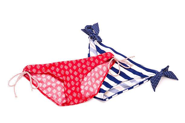Triangel-Bikinihose – Foto