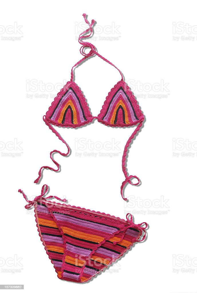 Bikini royalty-free stock photo