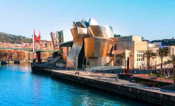 Bilbao, Basque Country / Spain stock photo