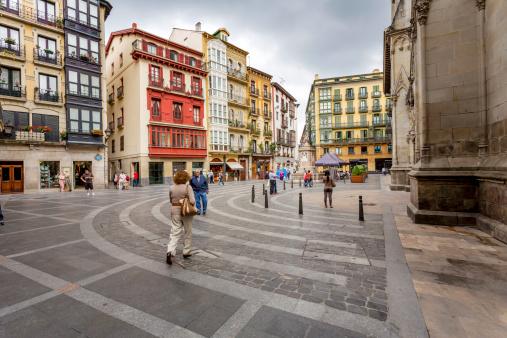 Bilbao's Casco Viejo