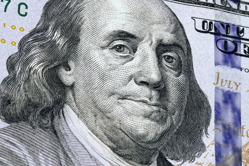 693363558 istock photo $100 bill close-up 1201917881