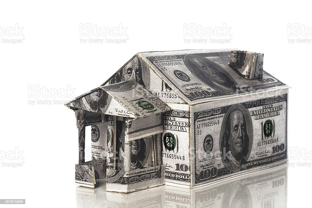 bill house royalty-free stock photo