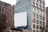 Billboard in New York City