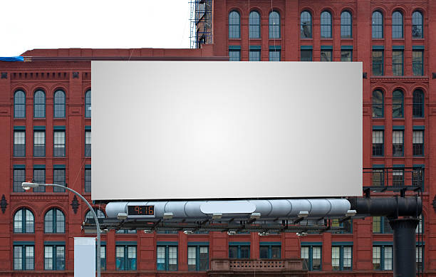 "billboard ""blank billboard in Manhattan, NYC."" billboard stock pictures, royalty-free photos & images"