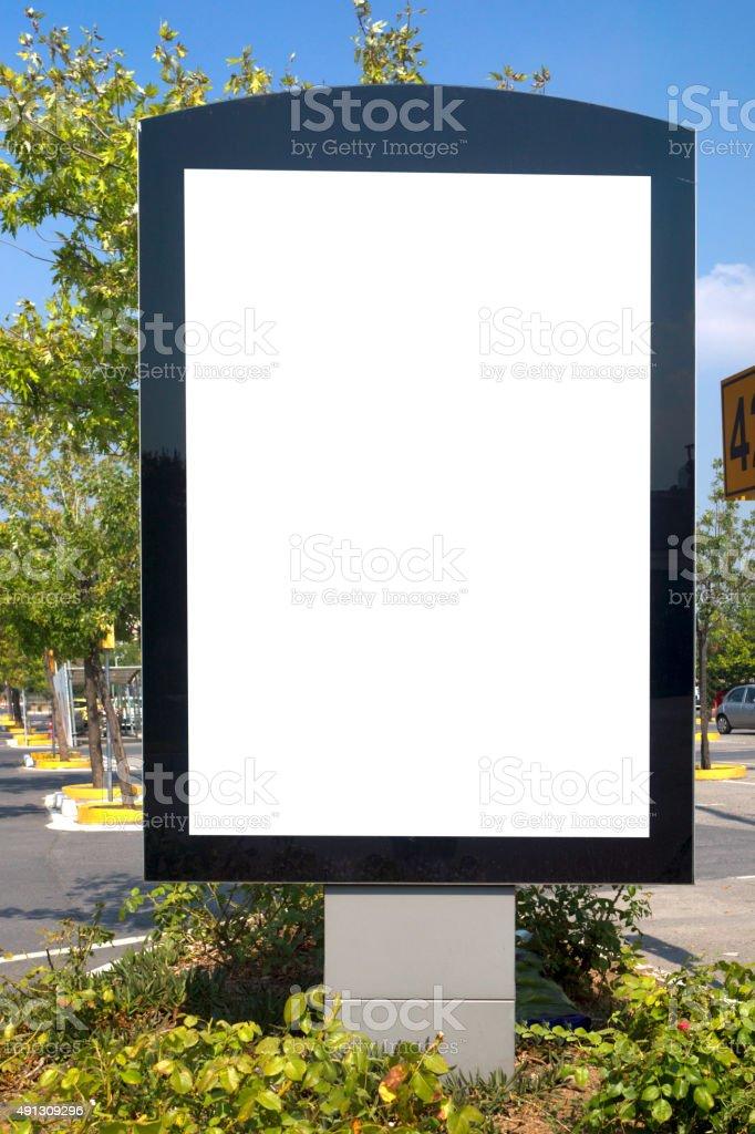 Plakatwand – Foto