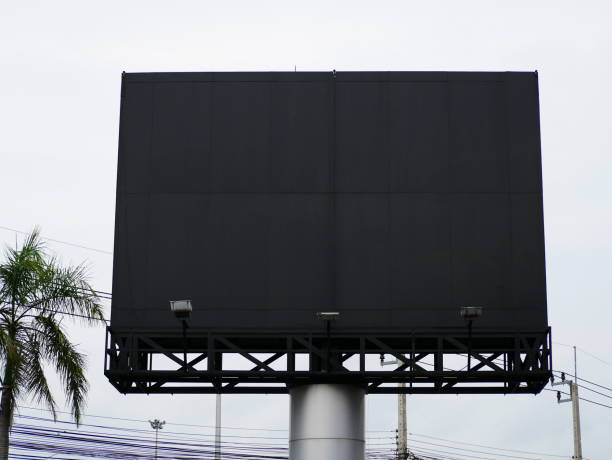 LED Billboard Billboard, Electronic Billboard, Billboard Digital Display electronic billboard stock pictures, royalty-free photos & images