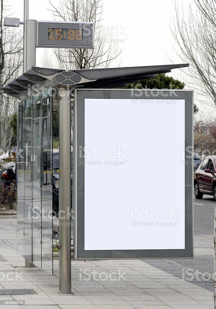 Panneau d'affichage series - Photo