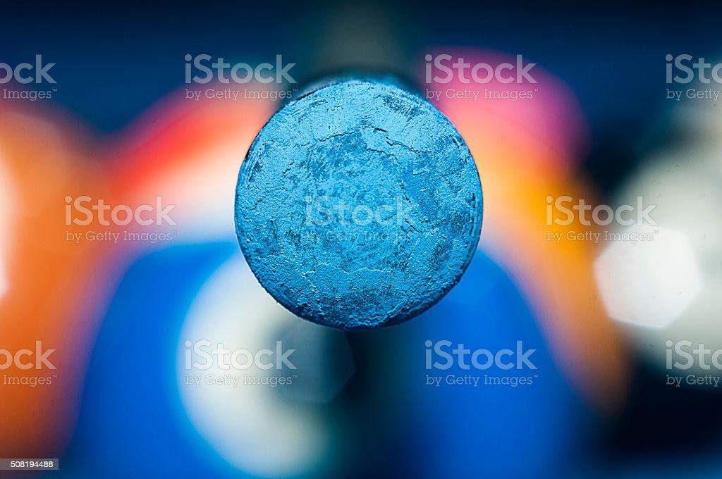 billiard cue stock photo