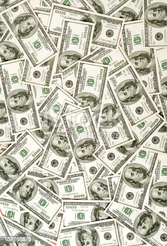 istock $100 bills background 157168875