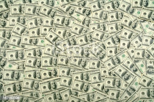 istock $100 bills background 182163106