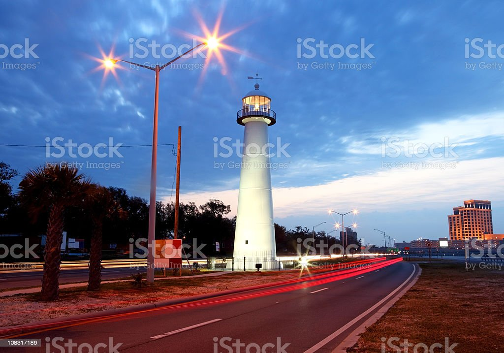 Biloxi Lighthouse Stock Photo Download Image Now Istock