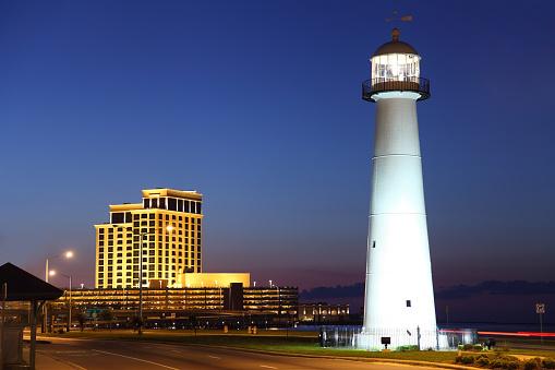 Biloxi Lighthouse Stock Photo Download Image Now Istock