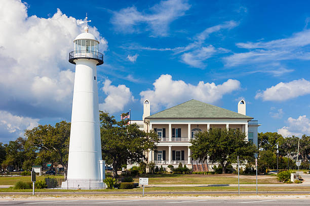 57 Biloxi Lighthouse Stock Photos Pictures Royalty Free Images