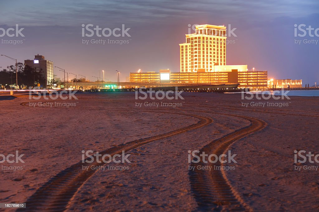 Biloxi stock photo