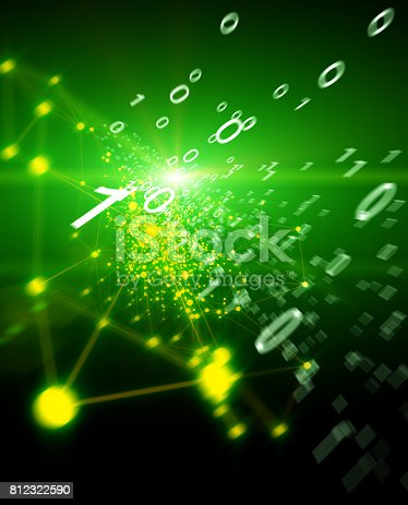 istock Binary Code 812322590
