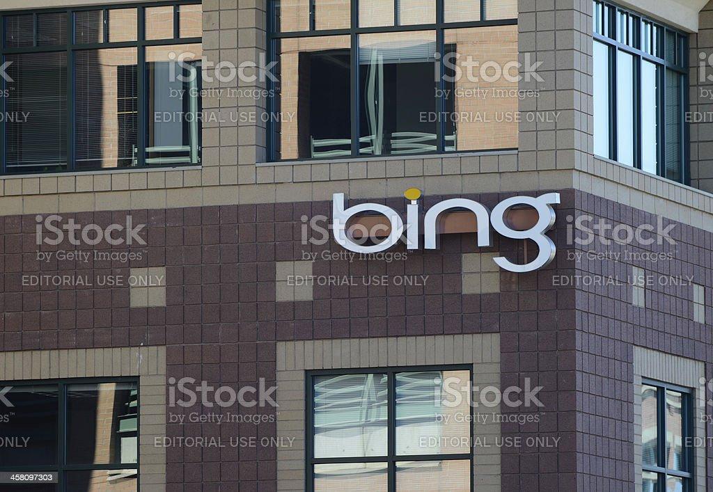bing royalty-free stock photo