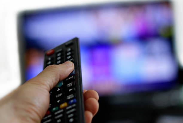 tv 쇼 관람 - 시리즈 일부 뉴스 사진 이미지