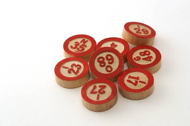 Bingo Anyone? stock photo
