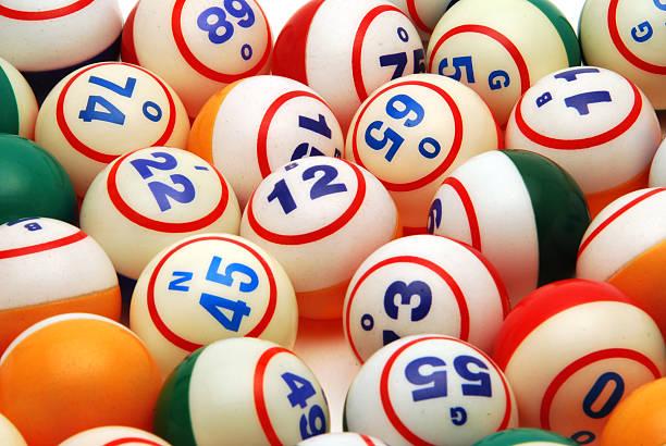 Bingo Ball Background圖像檔