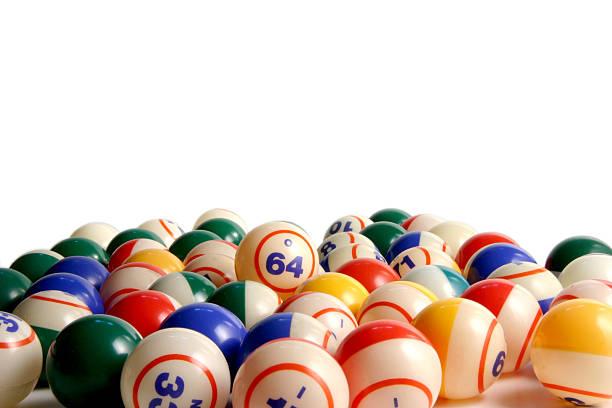 Bingo balls 7圖像檔